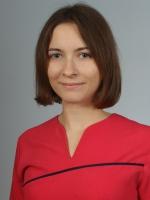 Mgr Dominika Kolbiarz, Fizjoterapeuta